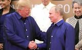 """Трамп: встреча с Путиным может быть """"самой лёгкой"""" частью европейского турне"""