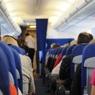 Эксперты рассказали, когда риск заражения в самолете самый высокий