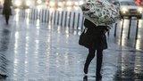 В Центр России пришли дожди и бури, и задержатся на выходных