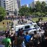 На акциях протеста 12 июня начались задержания