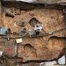 В Подмосковье найден череп мамонта с древним кладом
