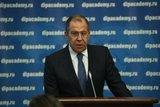 Лавров обвинил США в осложнении отношений России и Японии