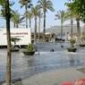 «Мини-цунами» затопило пляжи и порты Майорки и Менорки