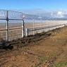 В Крыму рассказали, зачем построили забор на границе с Украиной