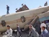 Причиной столкновения поездов в Египте мог стать сорванный стоп-кран