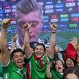 Футбольные болельщики вызвали землетрясение в Мексике