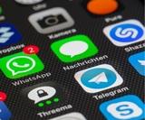 Telegram вышел на второе место по скачиванию в США