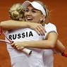 Веснина и Макарова поборются за золото Олимпиады