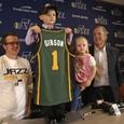 5-летний мальчик подписал контракт с клубом НБА (ВИДЕО)