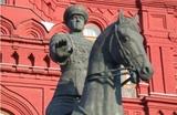 Власти Москвы отказались переносить памятник Жукову
