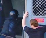 МВД Белоруссии сообщило о 700 задержанных после четвёртой ночи протестов