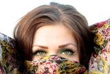 Медики советуют заматывать нос шарфом в холода