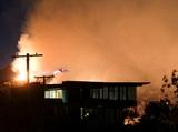 """""""Уходите!"""": голливудские звёзды покидают дома из-за пожаров в Лос-Анджелесе"""