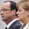 В Берлине назвали срок принятия решения по плану Олланда и Меркель