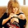 Маленькая Лиза Галкина уже становится вылитая примадонна (ФОТО)