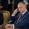 Президент Молдавии времено отстранен от власти
