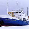 Льды Антарктики зажали «Академика Шокальского»