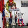 Выяснилось, что футбольным клубом ЦСКА владеет сын главы ФК Вадим Гинер