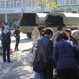 Саперы завершили разминирование колледжа в Керчи