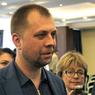 Александр Бородай ушел с поста генерального советника главы ДНР