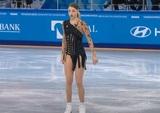 Российскую фигуристку дисквалифицировали на 10 лет