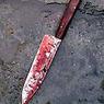 В московском дворе обнаружен труп убитого ножом мужчины