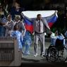 МПК отозвал аккредитацию делегата Белоруссии за российский флаг на Паралимпиаде