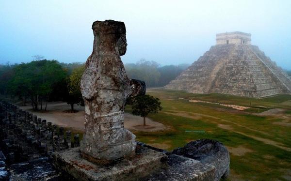 Раскрыты детали ритуалов с человеческими жертвоприношениями у майя и ацтеков