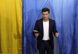 ЦИК Украины огласил результаты обработки 80% протоколов