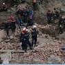 Три человека оказались под завалами после обрушения пятиэтажного здания в Подмосковье