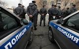 В Москве избили полицейского