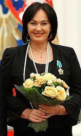 Лариса Гузеева показала фото избранницы своего сына Георгия
