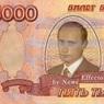 Сенатор предложил изобразить Путина на пятитысячной купюре