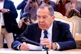 Мария Зазарова опубликовала длинную очередь журналистов к Сергею Лаврову