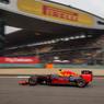 Формула-1: Росберг, Феттель и Квят на подиуме Гран-при Китая