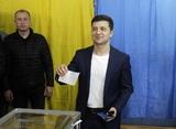 Оба кандидата в президента Украины проголосовали
