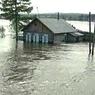 На окраине Новосибирска паводок прорвал плотину