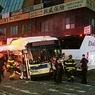 Грузовик въехал в толпу людей в Нью-Йорке, погибли восемь человек