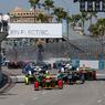 Формула Е: На экваторе сезона в Лонг-Бич сменился лидер