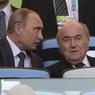 Блаттер: Россия серьезно опережает график подготовки к ЧМ-2018