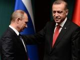 """Сопровождение прибывшего в Петербург Эрдогана стало """"сюрпризом"""""""