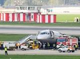 В деле о сгоревшем SSJ-100 оказался единственный обвиняемый