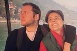 Обнародовано фото со свадьбы Резо Гигинеишвили и Надежды Оболенцевой