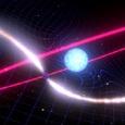 Ученые стали свидетелями закручивания пространства-времени в бинарной звездной системе