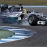 Формула-1. Хэмильтон выиграл квалификацию Гран-при Сингапура, Квят - 10-й