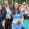 Герцогиня  Кембриджская появилась на публике в уцененном платье