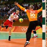 Сборная Дании выиграла мужские олимпийские соревнования по гандболу