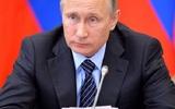 "Журнал Time ""зашифровал"" портрет Путина на обложке"