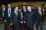 Путину в Пекине вручили диплом китайского университета Цинхуа