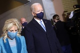 Теперь официально: Джо Байден принес присягу в должности президента Соединенных Штатов Америки